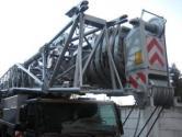 Мобильный кран Liebherr; 160 тонн, 2006