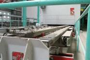 Мини-завод по производству пористых потолочных плит, массивных становых плит и филиграней