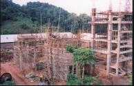 Строительство цементного завода в картинках