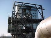 Завод по сжиганию мусора и пеработке его в энергию