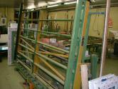 Линия по производству пластиковых окон/дверей