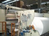 Оборудование - авт. линия по производству туалетной бумаги и бумажных полотенец